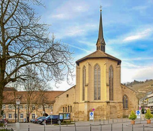 Chiesa Sankt Paul Esslingen