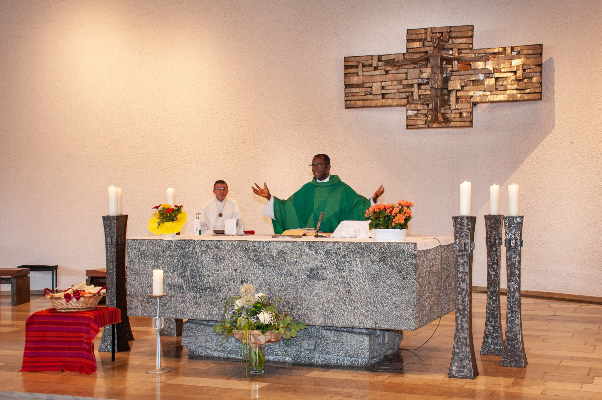 Celebrazione Santa Messa Esslingen Wernau