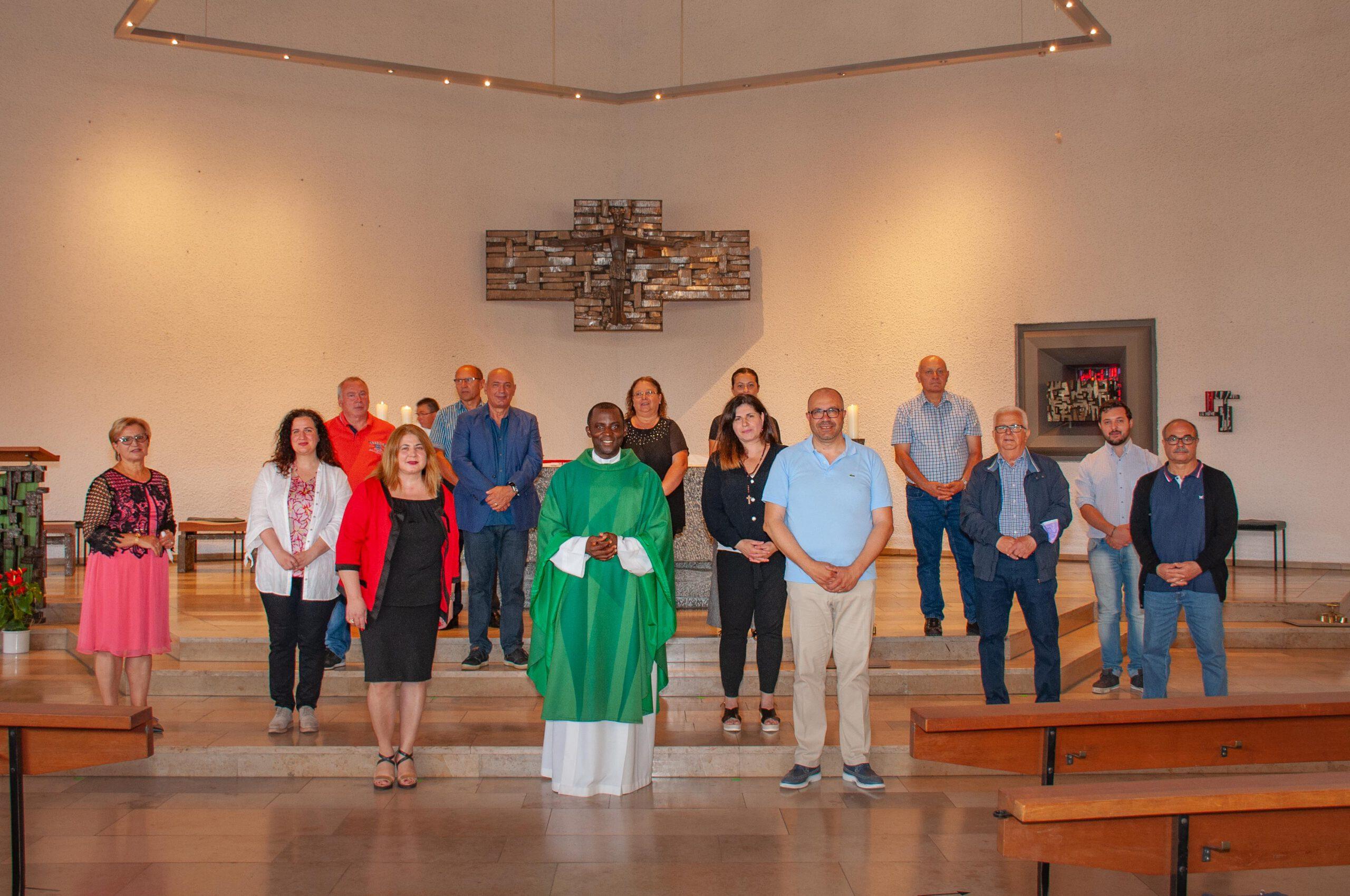 Nuovo consiglio pastorale Esslingen - Wernau